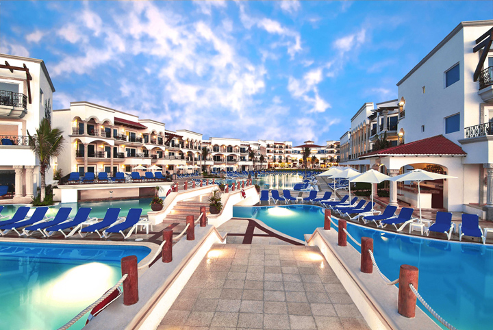 All Inclusive Trip Contribution to THE Royal Playa del Carmen