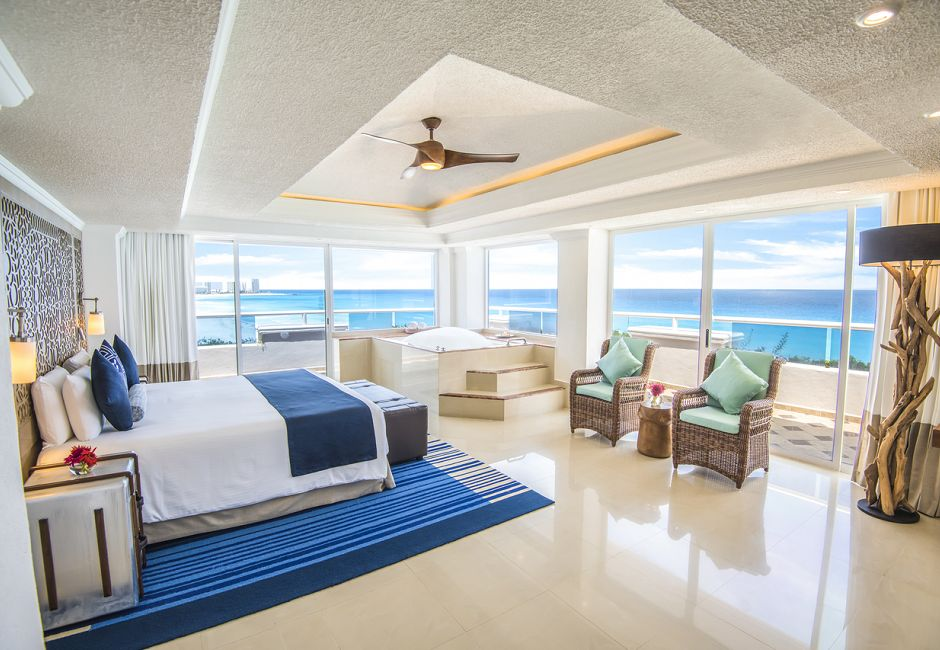 Gran Master One Bedroom Ocean View